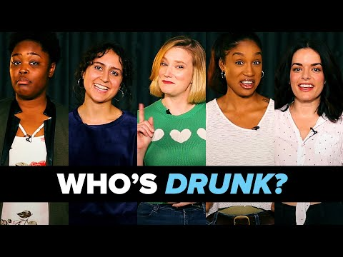 Which Of These People Is Secretly Drunk?  Part 2