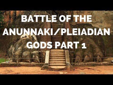 Battle of the Anunnaki/Pleiadian Gods - Audiobook - Part 1