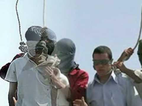 gay execution iran