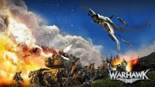 CGRundertow WARHAWK for PlayStation 3 Video Game Review