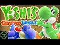 STOP EATING ME - Play Pals - Yoshi's Crafted World