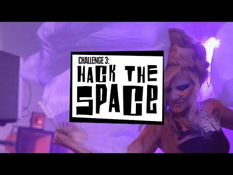City Hack Challenge 3 - Hack the Space