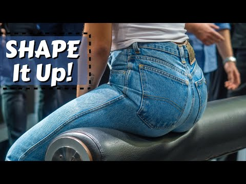 Glute Max & Medius Strengthening, SHAPE UP! 5 Best Exercises, No Weights, Science Backed