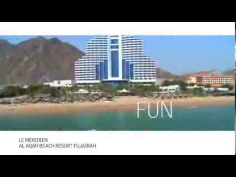 Le Méridien Al Aqah Beach Resort Hotel, Fujairah
