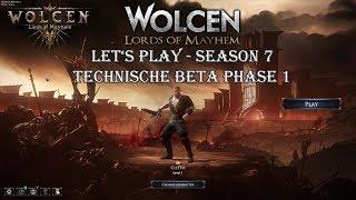 Wolcen: Lords of Mayhem - Let's Play: #01 - Tech Beta Phase 1 [S07|GERMAN/DEUTSCH]