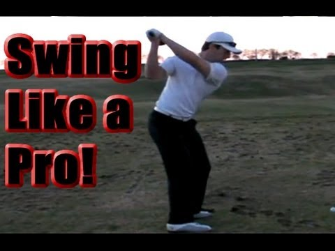 Chuck Quinton Driver Swing Down the Line - YouTube's #1 ...
