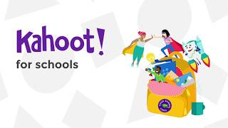 How to use Kahoot! for schools - intro guide