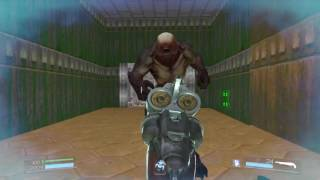 DOOM Snapmap - E1M1 Project Brutality