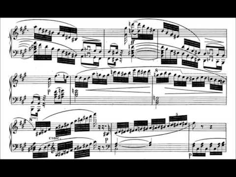 Norbert Burgmüller - Piano Concerto Op. 1 (audio + sheet music)