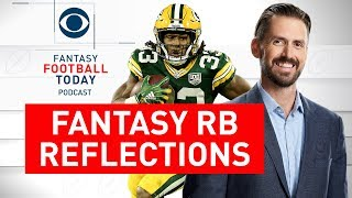 Running Back FANTASY REFLECTIONS, Early 2020 Mock Draft | Fantasy Football Today