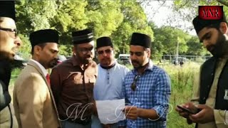 Making Of Tarana Khilafat Ki ٰItaat Main (Tu Meri Jaan Hai) At Jalsa Salana Uk 2019. خلافت کی اطاعت