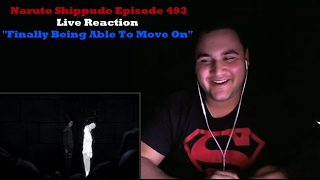 Naruto Shippude Episode 493 Live Reaction