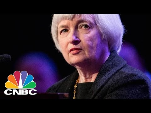Janet Yellen: Case For Fed Funds Rate Hike Strengthened | CNBC