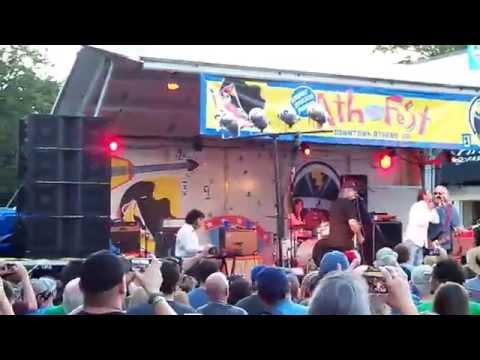 "Baseball Project w Mike Mills & Bill Berry (R.E.M.) - ""Rockville"" @ ATHFEST 6.28.15"