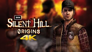 Silent Hill Origins | Ultra HD 4K |  Game Movie  Gameplay No Commentary
