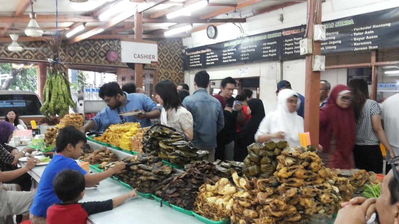 Makan Siang Di Ampera 2 Tak Jl Cikini Raya Jakpus Youtube