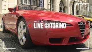 Più unici che rari, ecco i prototipi presenti al Salone di Torino Parco Valentino