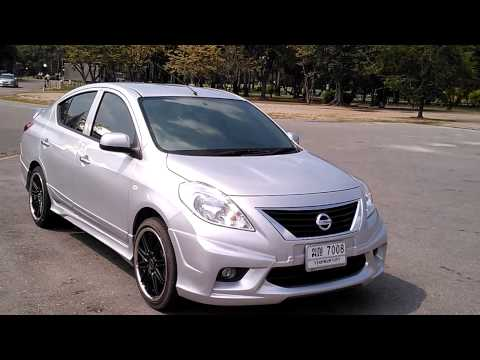 nissan almera body kit parto.mp4