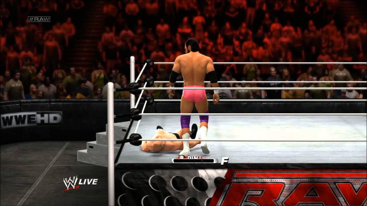 wwe 13 damien sandow vs antonio cesaro youtube