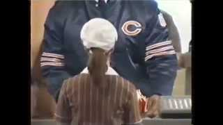 Video William The Refrigerator Perry 1985 McDonald's McDLT Commercial download MP3, 3GP, MP4, WEBM, AVI, FLV Agustus 2018