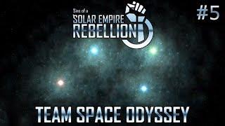 Sins Rebellion: Team Space Odyssey (#5) Co-op Gameplay