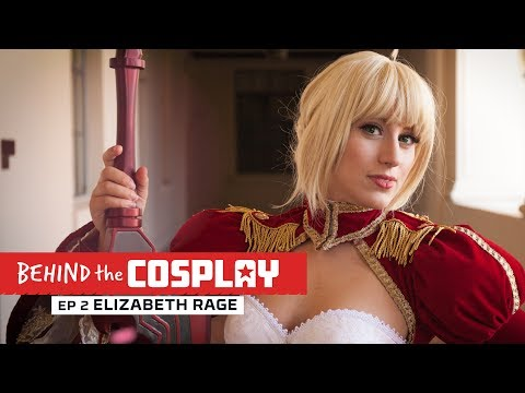 Elizabeth Rage Cosplay - Fate/Extella The Umbral Star s Saber Nero - HyperX Behind the Cosplay from YouTube · Duration:  4 minutes 9 seconds