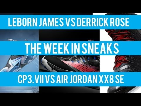 promo code 2631a 3e0f0 LeBron 11, XX8 SE, Working at Sole Collector, D Rose 4, CP3VII - The Week  in Sneaks