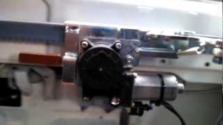 Автоматическая дверь для микроавтобусов(, 2013-03-16T16:44:33.000Z)