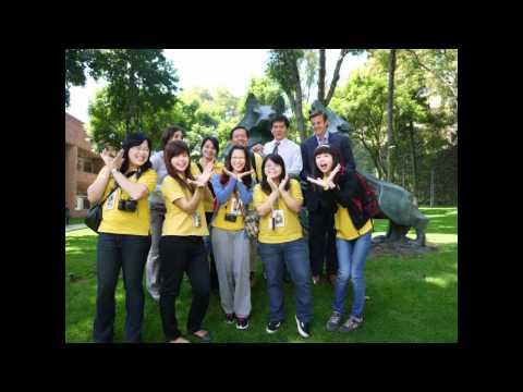 靜宜大學墨西哥青年大使回顧Embajadoras Jóvenes de Taiwán en México
