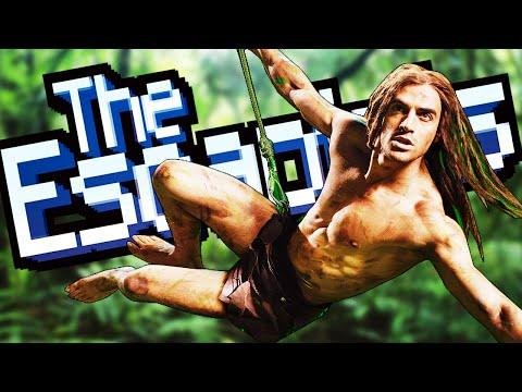 JUNGLE KNAST, DANNY IST DA!! | The Escapists #20