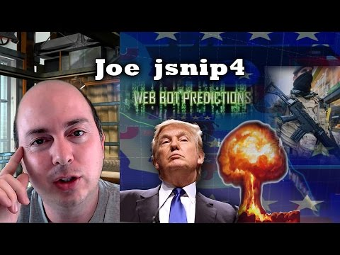 False Flag 2016 Election, Web Bot Special Announcement & More - Joe jsnip4 Interview Friday the 13th