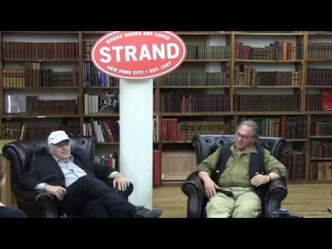 Larry Fink & Gerald Stern on The Beats