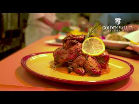 Chef Francisco creates authentic Indian Cuisine for a private party
