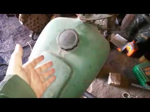 ЗАПУСТИЛ!!! Трайк с двигателем 170 л.с. 3 L V6