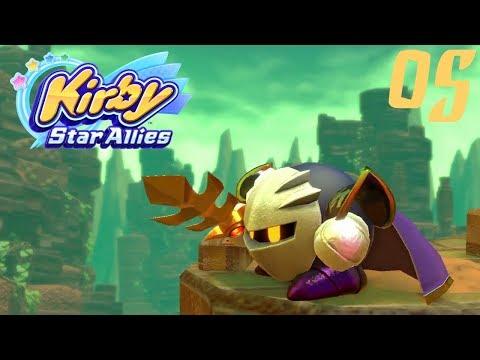 Kirby Star Allies #05 : Si t'as pas d'amis, prends un Kirby