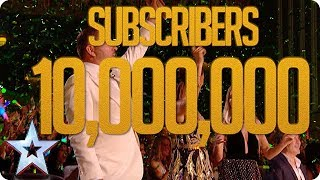 10,000,000 Subscribers!!! | Britain