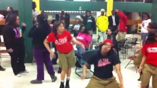 The Wu (Wilberforce) Harlem shake