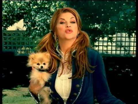 Kirstie Alley 2005 Australian Jenny Craig ad