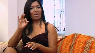 Jenelle Joanne Ramsami in DTV (Deaf-tv) - 2012