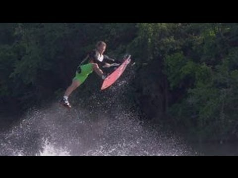 Team Hyperlite Delivers Wakeboarding