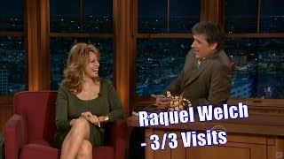 Raquel Welch - Craig Is A Fan - 3/3 Visits In Chronological Order YouTube Videos