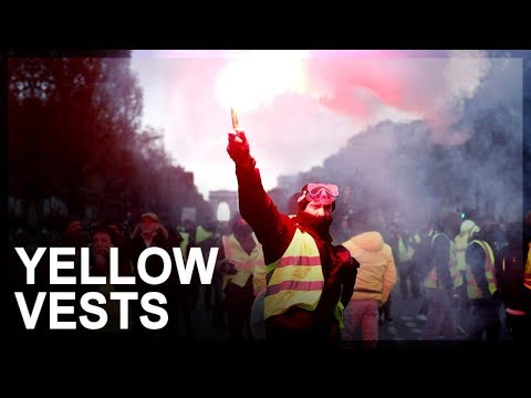 Yellow vest movement in France