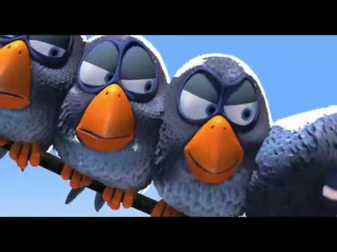 Мультфильм все о птичках