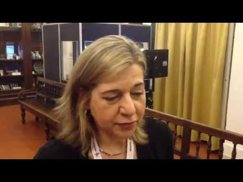 magzine.it live from #ijf14 - Intervista a Margaret Sullivan