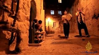القدس- الاعتقال يلاحق مسحراتي باب حطة بالقدس