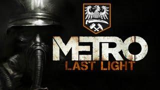Metro: Last Light - Pora słów po noszymu.