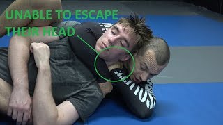 The rear-naked choke is still evolving. The latest addition (Lachlan Giles)
