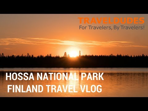 Outdoor Travel Guide - Hossa National Park, Finland - Travel Vlog Part 2