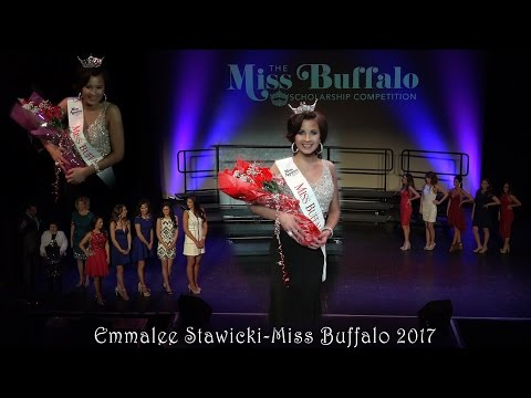 Miss Buffalo 2017- Evening Wear-Crowning-4K