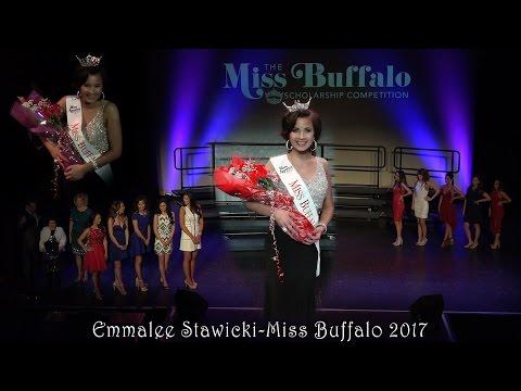 Miss Buffalo 2017- Evening Wear-Crowning-4K